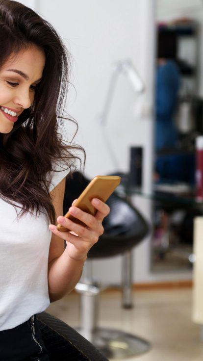 social media for salon owners
