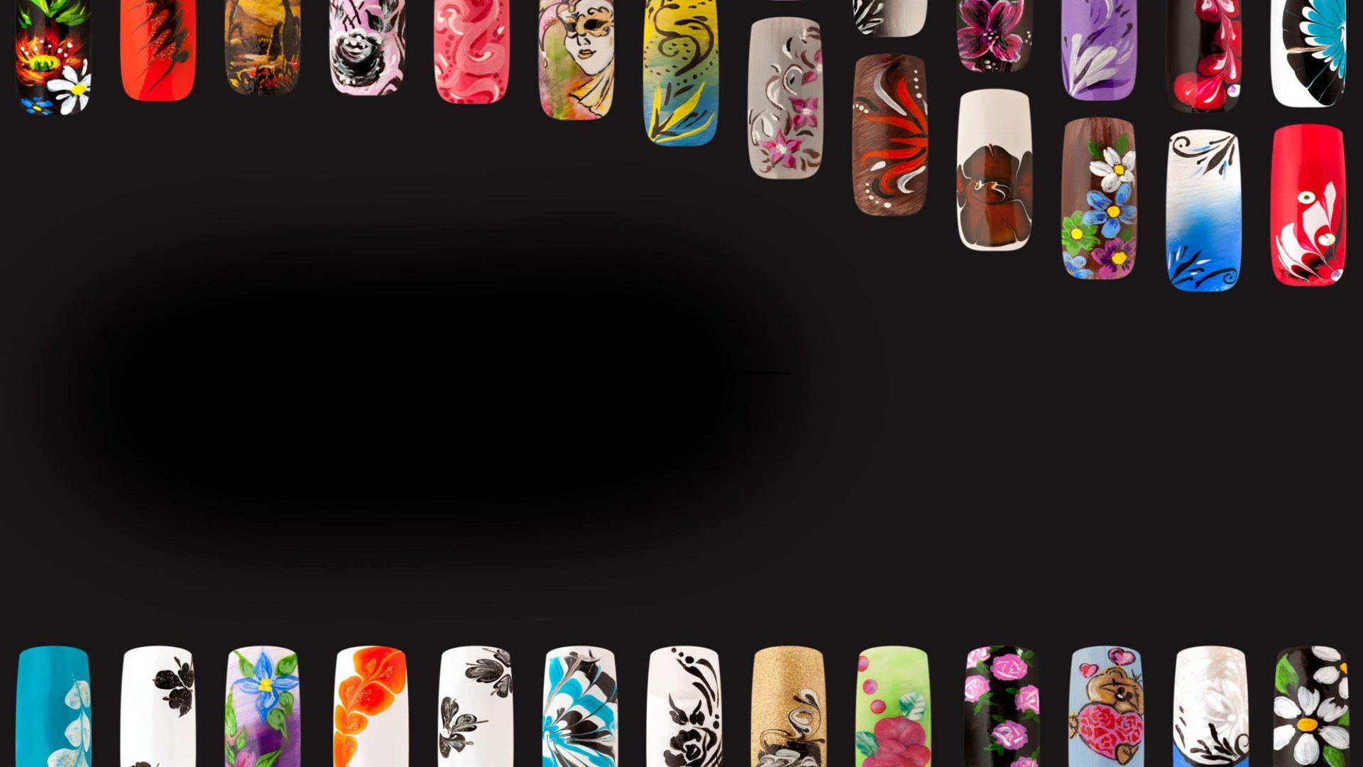 entering nail competitions