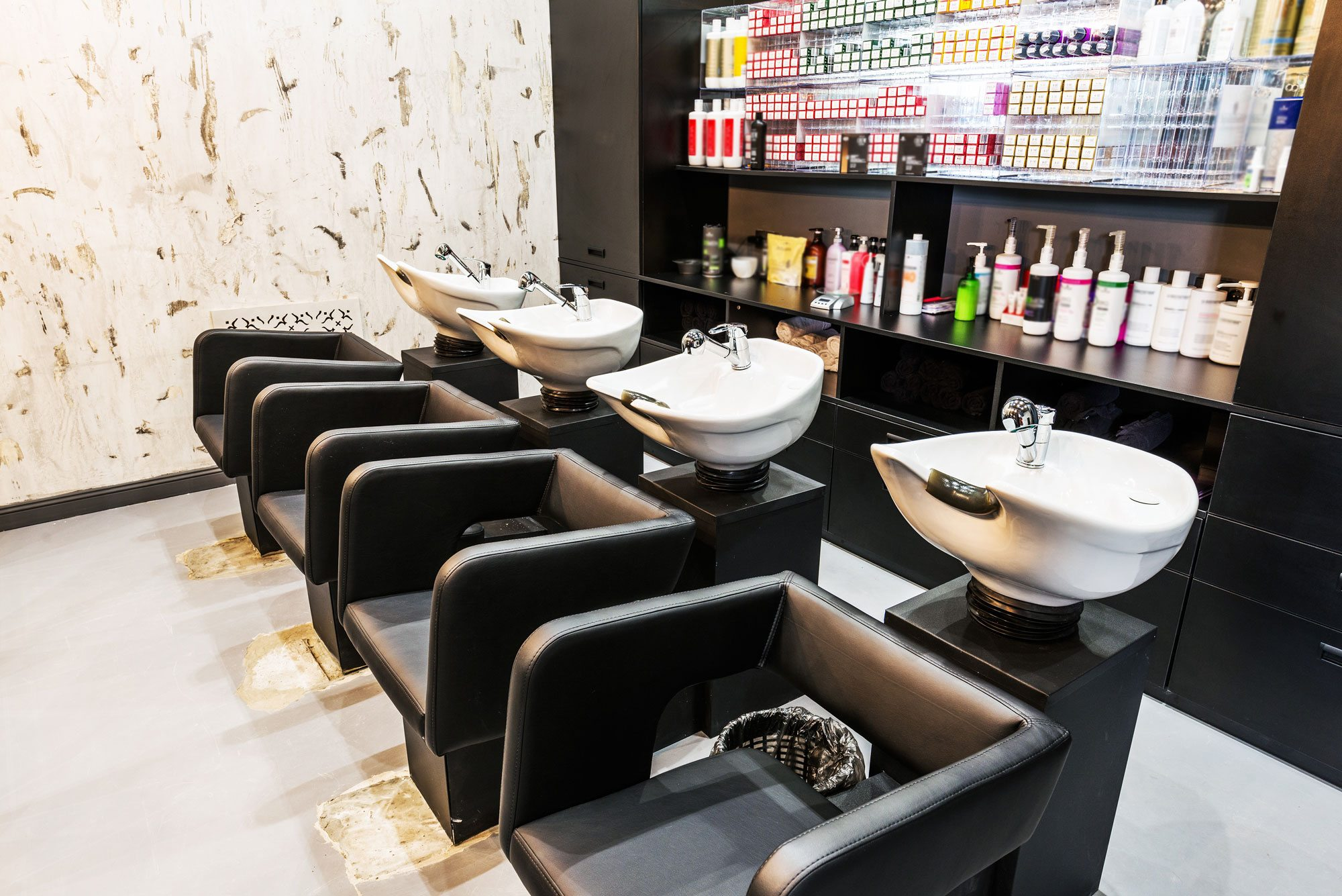 salon basins
