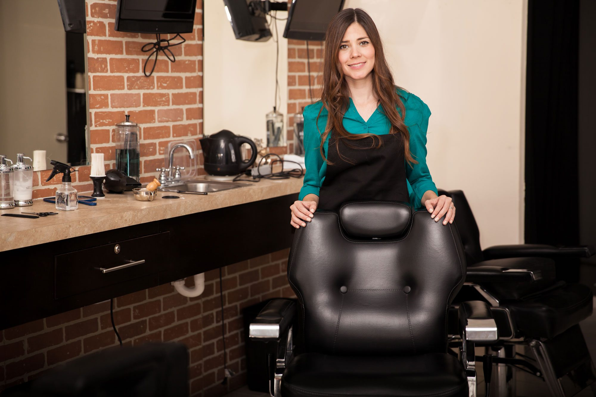 salon owner