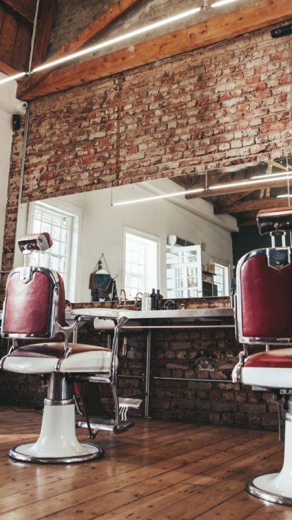 setting up your salon
