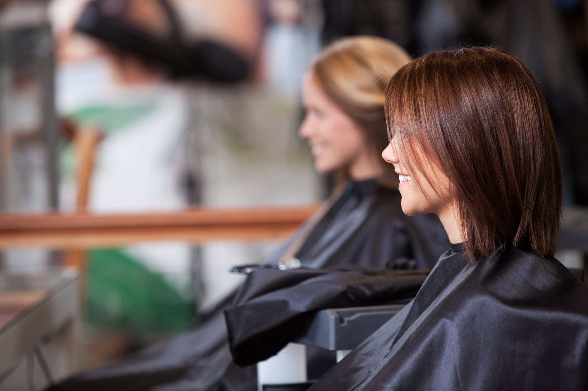 salon tips customers & sales