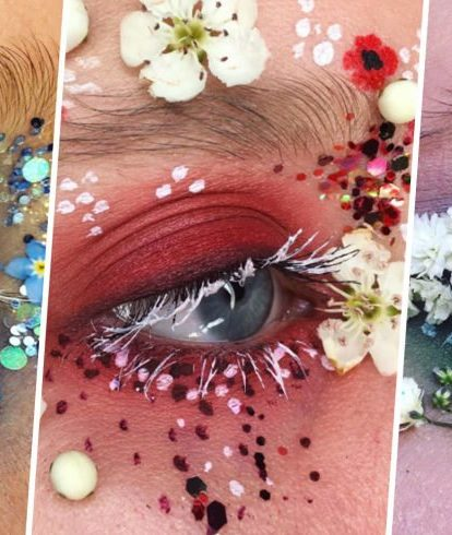 terrarium eye make up