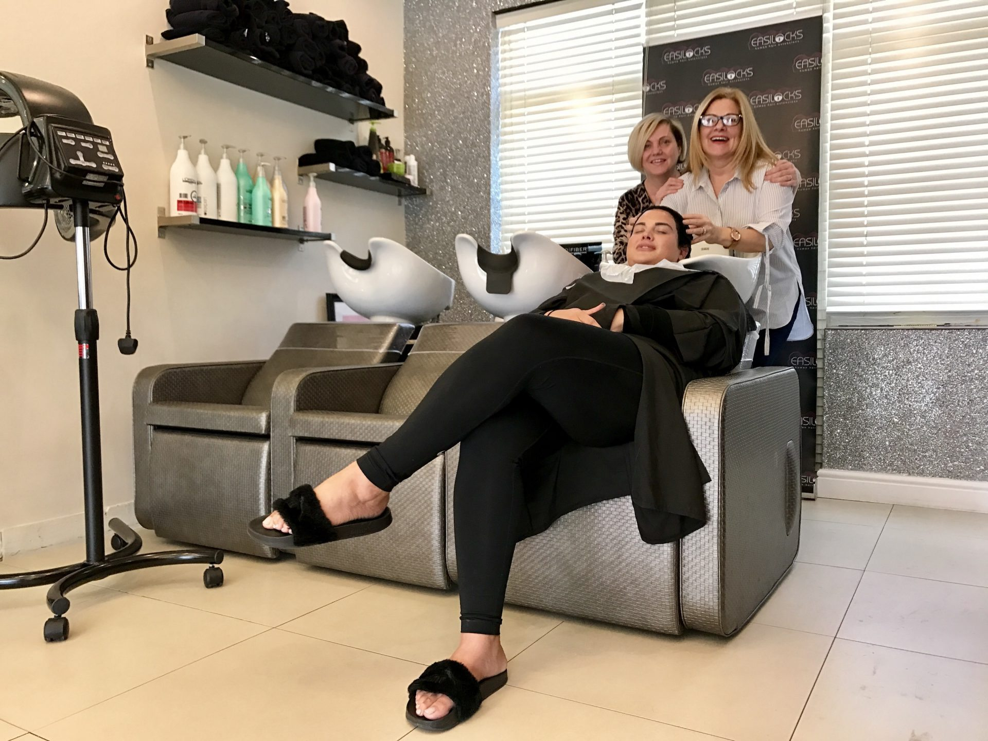 Lax hair salon shirley croydon