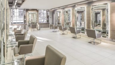 Introducing new beauty services within the salon