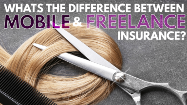 What's the difference between Mobile & Freelance Insurance?