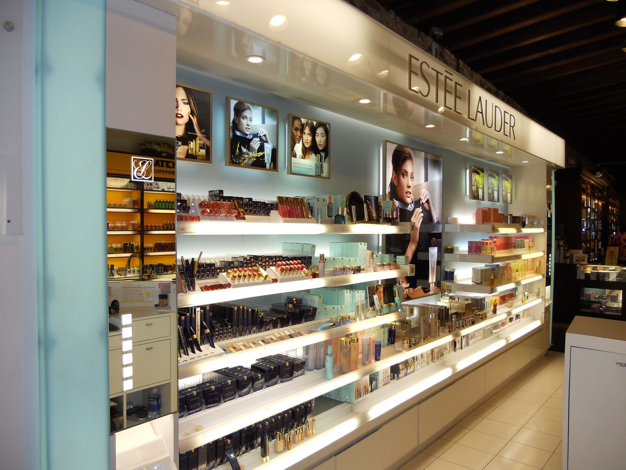 estee lauder counter