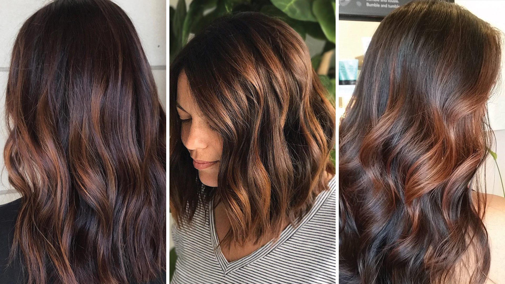 Root Beer Hair The Thirst Quenching Trend That S Perfect For Brunettes This Season Salon Gold