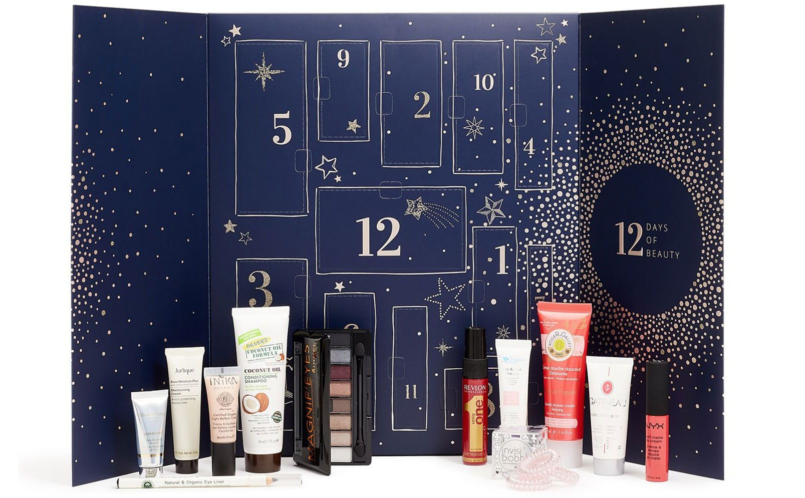 feelunique beauty advent calendar
