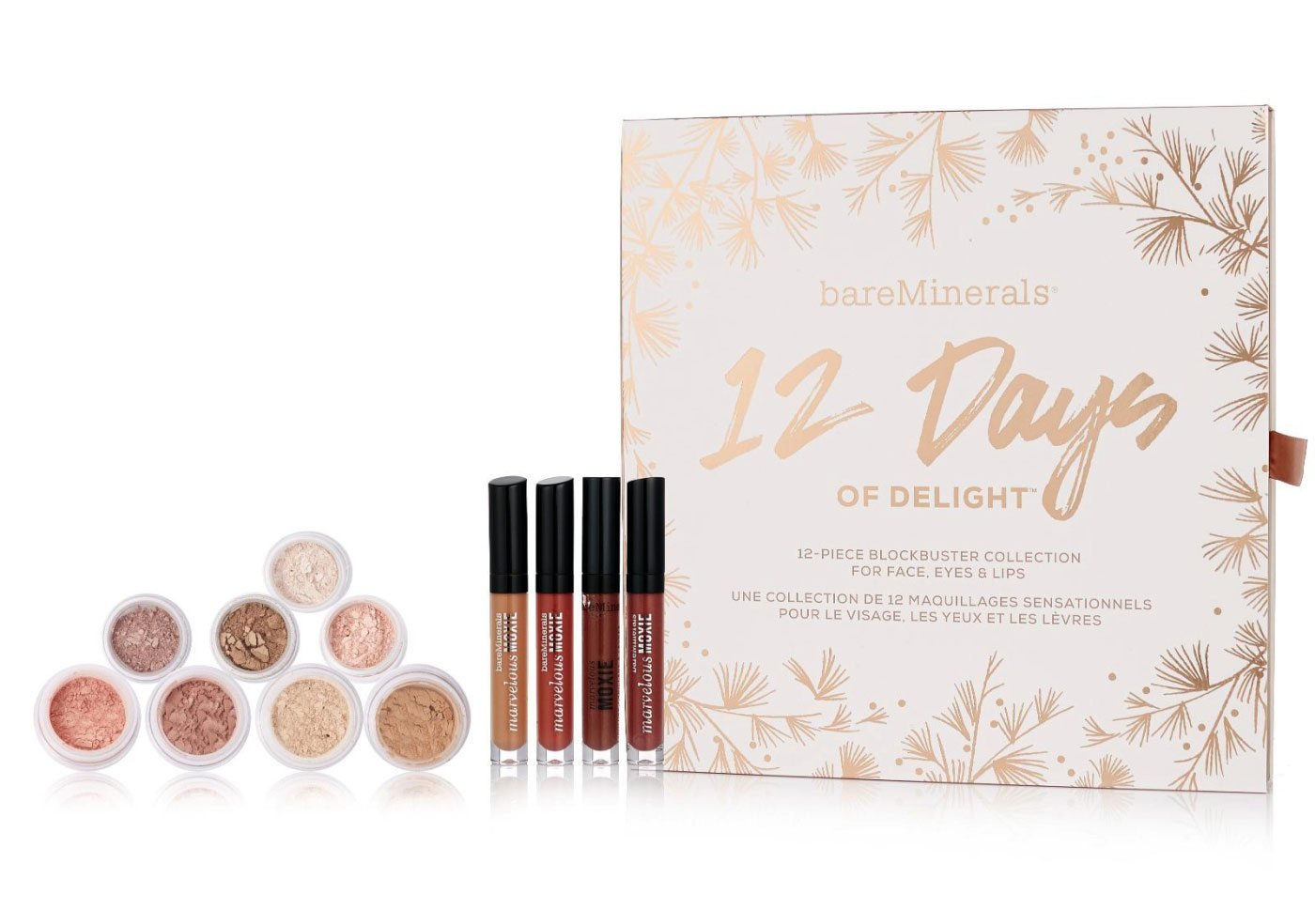 bare minerals beauty advent calendar