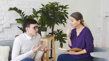 What type of Insurance cover is needed for Counsellors?