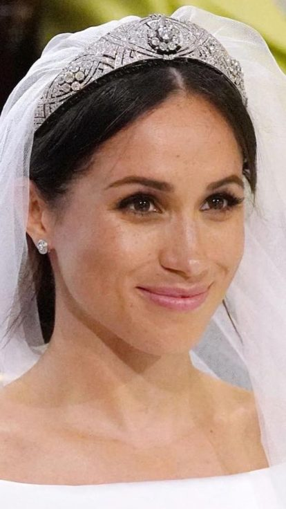 royal wedding 2018 celebrity beauty looks