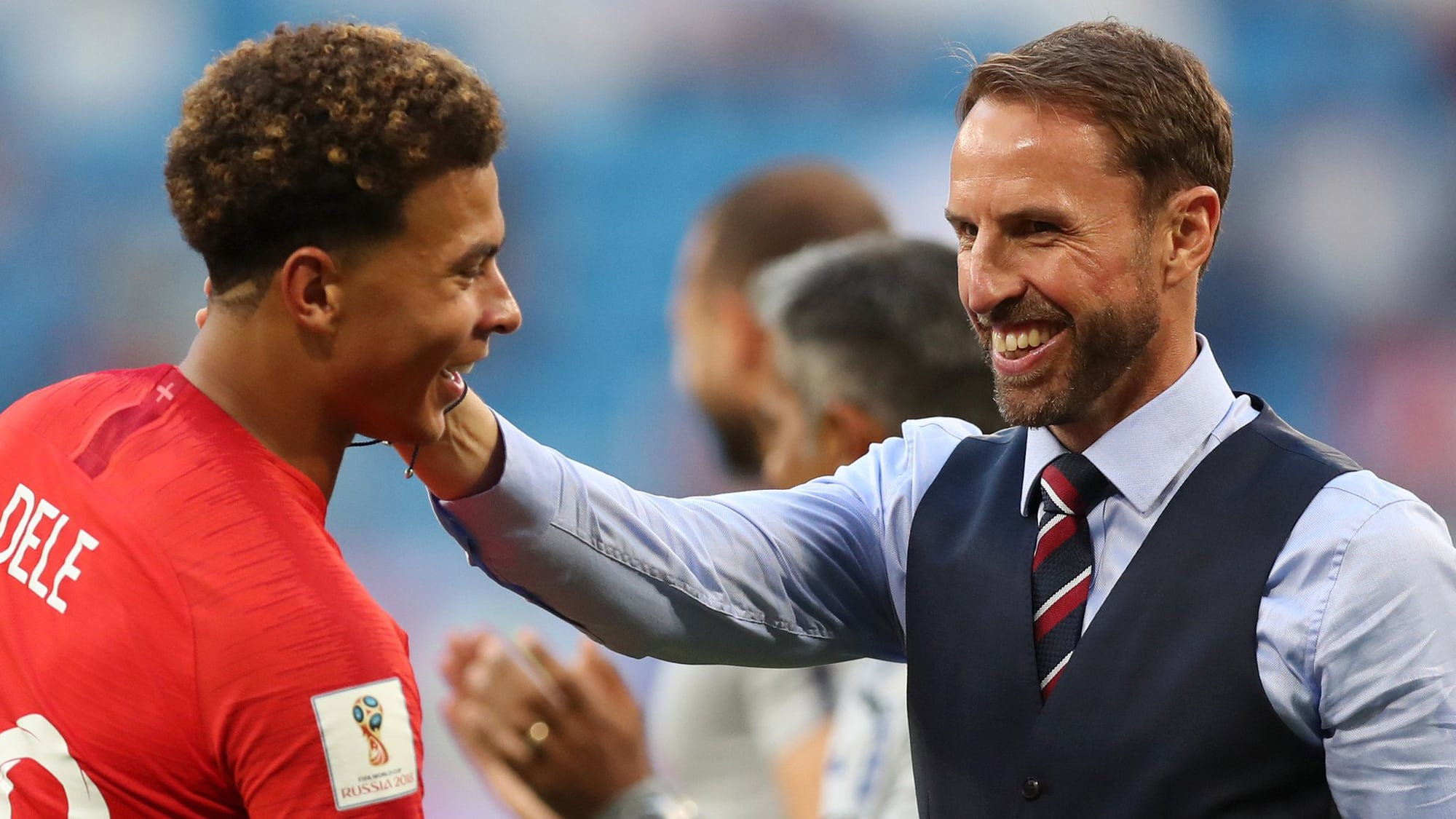 hellen ward world cup gareth southgate inspiration