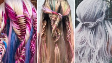 DNA Braids: The Viral Hair Styling Technique That Has Us Mesmerised