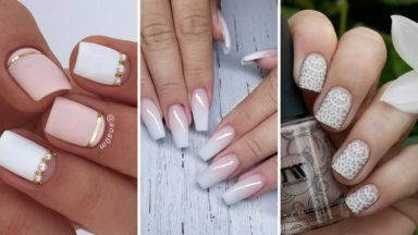 Walk Down the Aisle in Style: Bridal Manicure Trends 2018