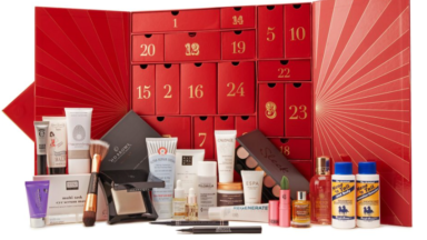 The top 5 beauty advent calendars of 2018