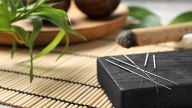 Who are the people most likely to want acupuncture?
