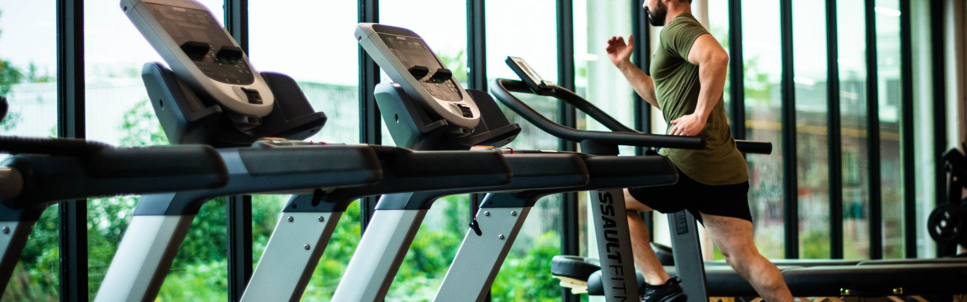 gym equipment with insurance