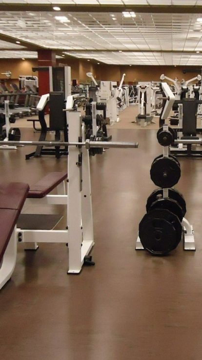 empty gym with equipment fitness insurance