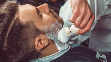 Male grooming is booming: men's salons and barbershops continue to lure